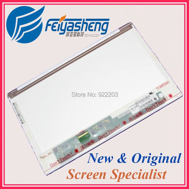 ( 1 year warranty ) laptop screen 15.6 led screen b156xw02 V6 LP156WH4 LP156WH2 B156XTN02 LTN156AT02 N156B6-L0B