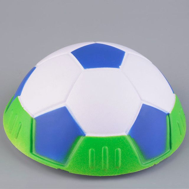 2017  Indoor Outdoor Hover Football Toy Air Power Football Boys Girls Sport Toys Training and Levitate Football free shipping