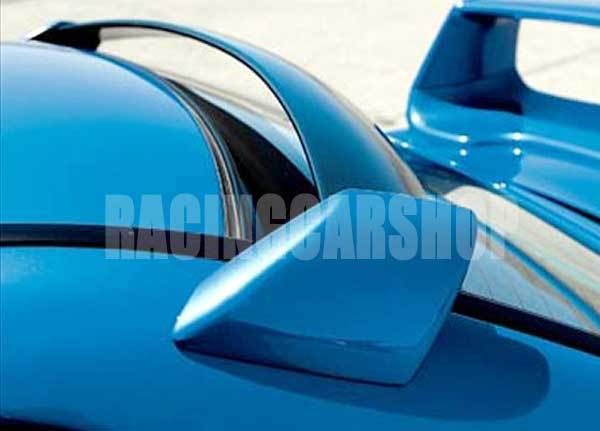 UNPAINTED  ROOF SPOILER Fit For SUBARU IMPREZA WRX STI 2002-2007 T018F