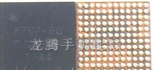 5pcs/lot for samsung Z101 G750F Power IC 8767-60