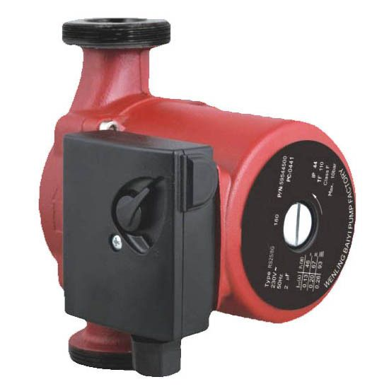 220-240V Central Heating Circulation Pump G 1-1/2'',3-Speed Hot Water Circulator Pump