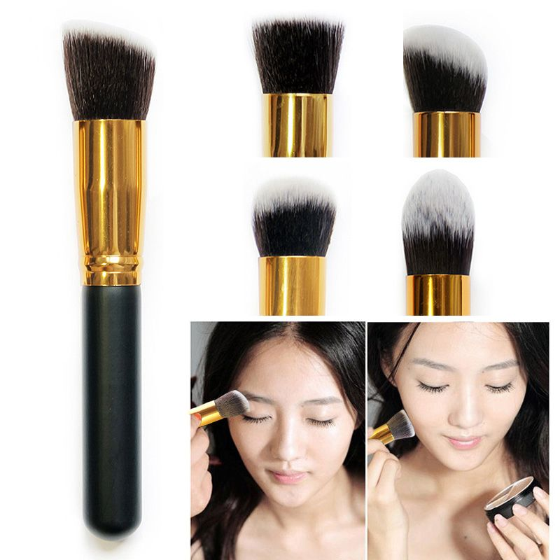 Professional Face Makeup Cosmetic Brush Set Nose Concealer Eyeshadow Brushes 5 Style