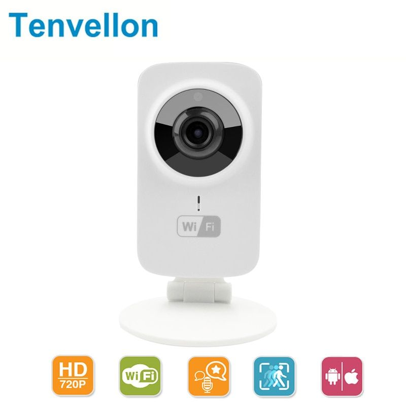 V380 Mini Wifi Camera IP 720P Baby Monitor Network Wireless CCTV Security Camera Smart Home Protection Mobile Remote