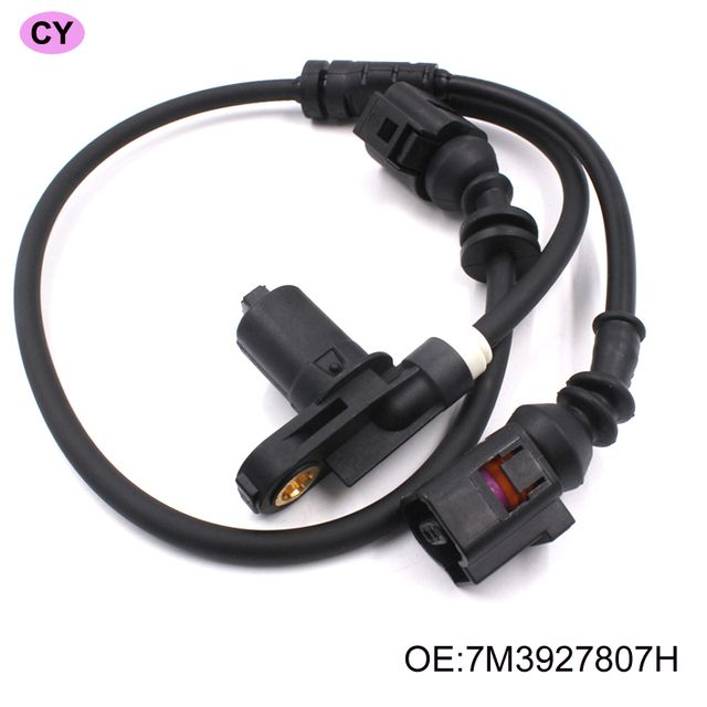 YAOPEI NEW  High Quality  Front Left ABS Sensor for VW SHARAN FORD GALAXY SEAT ALHAMBRA 7M3927807H