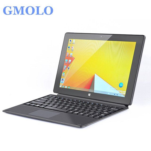 10inch IPS  touch screen mini laptop netbook Intel Atom Quad core Z8350 4 threads 4GB 64GB Windows 10 ultrabook PC