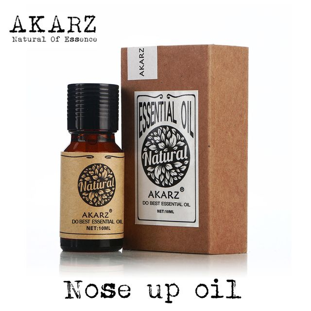 Famous brand AKARZ No Surgery Powerful Nosal Bone Remodeling oil Nose Lift Up Cream Magic Essence Cream Nose up essential oil