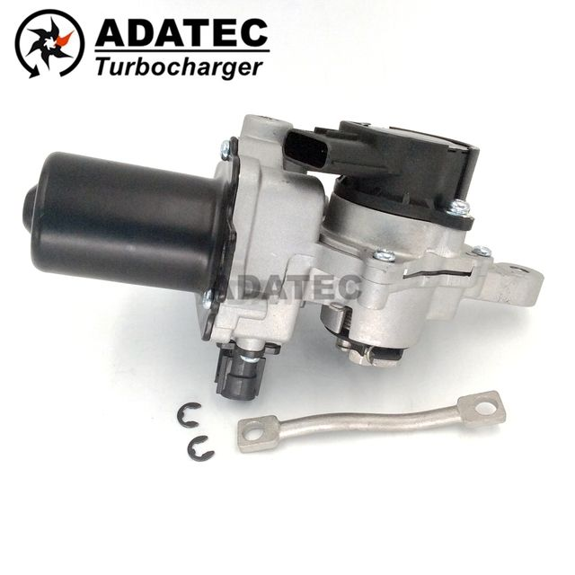 Turbocharger Vacuum Actuator 1720130110 17201-30110 CT16V turbo electronic wastegate for Toyota Forturner 3.0 D 163 HP 1KD-FTV