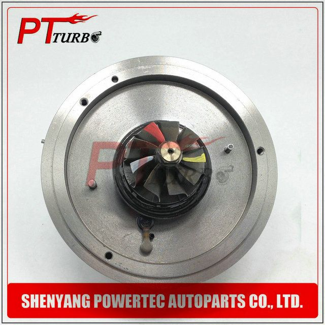 Powertec Garrett GT1646V turbo chra 765261 / 756867 turbo core assembly for Skoda Octavia 2 Superb 2 2.0 TDI searching dealer