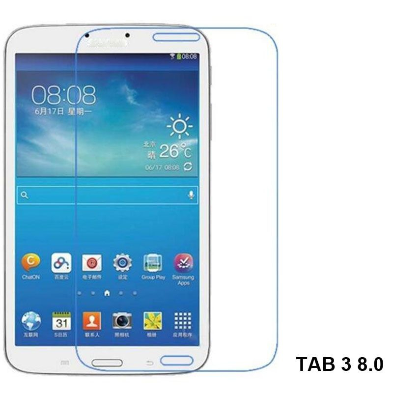 Nano Explosion-proof Soft Screen Protector for Samsung Galaxy Tab 3 T310 T311 8.0 inch new Film (NOT Glass)