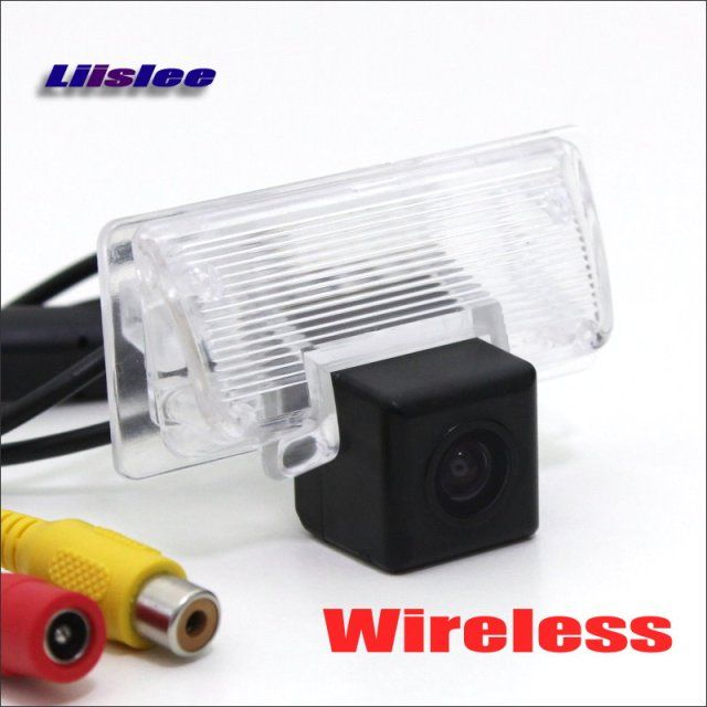 Liislee Wireless Rear Camera For Nissan Sylphy G11 2005~2012 / Car Parking Camera / HD Night Vision / DIY Easy Installation