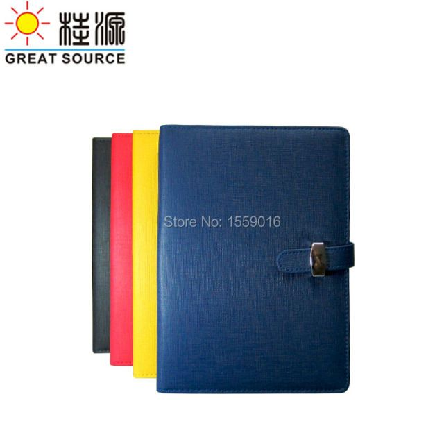 Great Source Fancy Folder Color Cover 9 Rings Binder Padfolio For B5 Paper Inserts Free Shipping