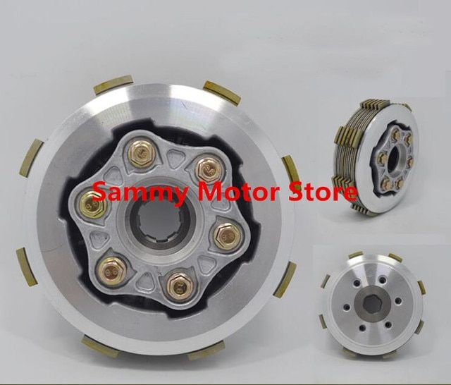CG200 Hub Motorcycle Clutch Assembly Assy With Clutch Plates