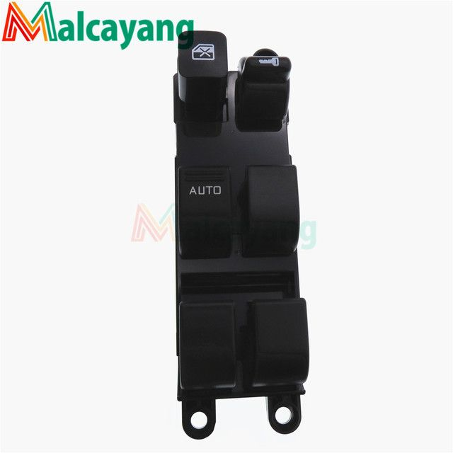1Pc 25401-2M120 254012M120 Master Power Window Control Switch for Nissan Sunny Navara Pick-up Bluebird B14 D22 D22F D21 P11