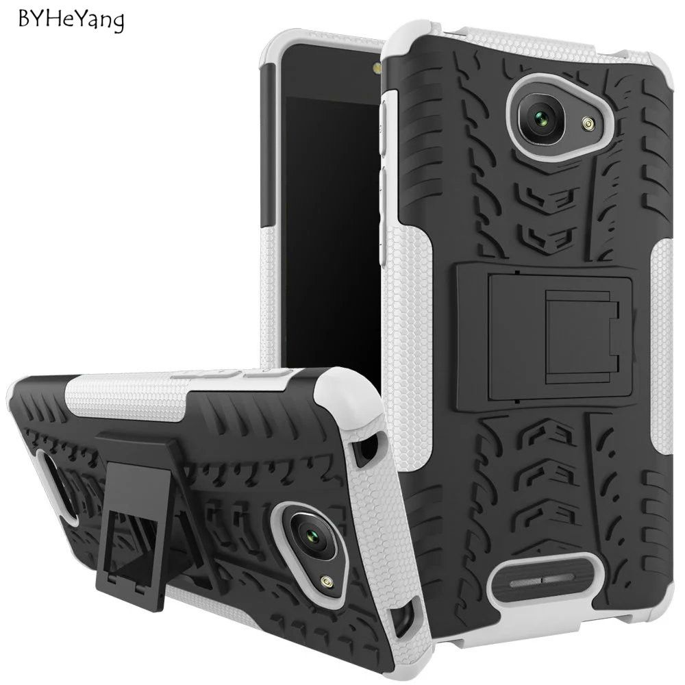 For Alcatel Pop 4S Case 5.5inch Heavy Rugged TPU+PC Armor Shockproof Kick Stand Cover For Alcatel One Touch Pop 4S 5095K 5095Y