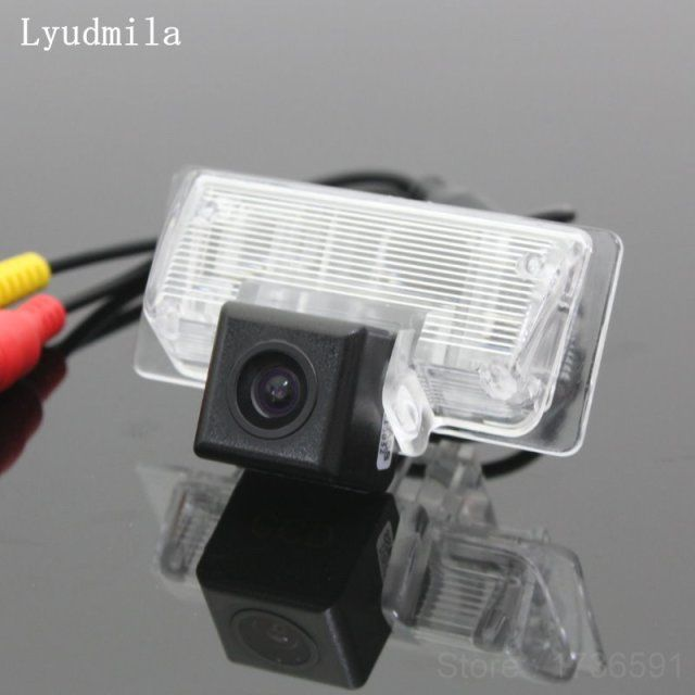 Lyudmila FOR Nissan Sylphy G11 2005~2012 Car Rear View Camera / Reversing Camera / HD CCD Night Vision + Back up Reverse Camera
