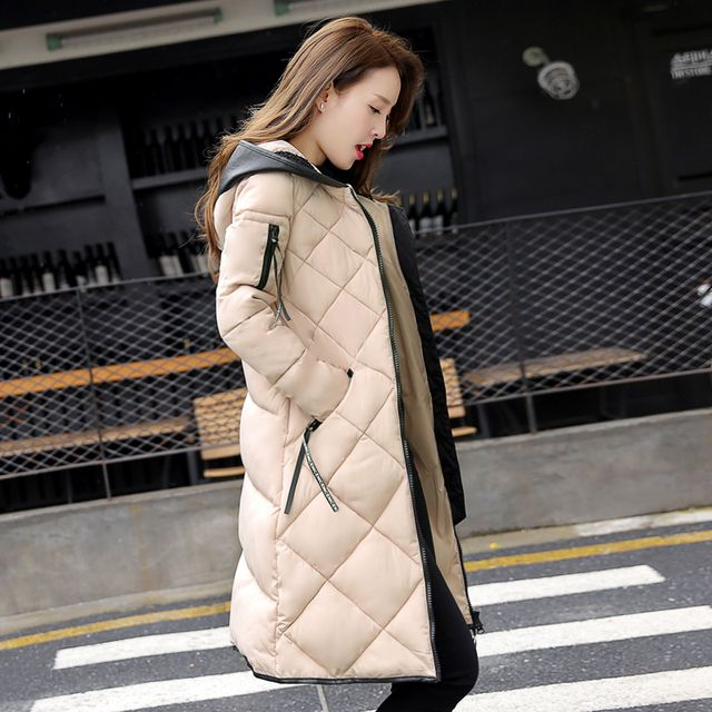 New autumn jacket women winter coat women warm outwear Thin Padded cotton Jacket coat Womens Clothing High Quality