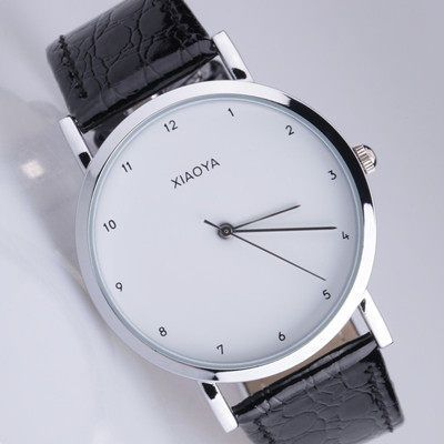 Brand XIAOYA Men Casual Sport Watch Women Fashion Dress Watches Male Business Quartz Military Clock Ladies Relogio Masculino
