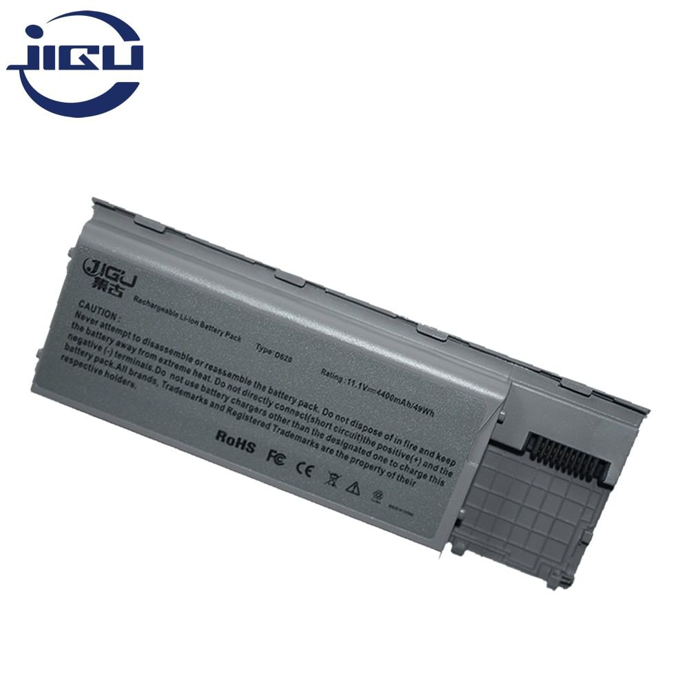 JIGU 6 Cells Laptop Battery For Dell For Latitude D620 D630 D630c For Precision M2300 D630 ATG D630 UMA UD088 TG226 TD175