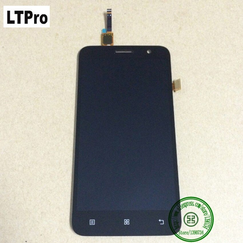 LTPro Top Quality Tested Working LCD Display +Touch Screen Digitizer Assembly For Lenovo A8 A806 A808 A808t Phone Replacement