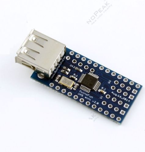 Mini USB Host Shield Support ADK Android For Arduino UNO MEGA