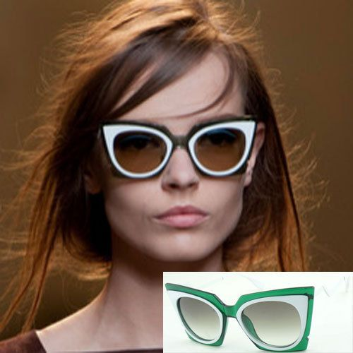 12pcs/Lot FF 0117/S ORCHIDEA Women Sunglasses Designer Brand New Female Glasses Cat Eye Square Oculos De Sol Retro Fashion