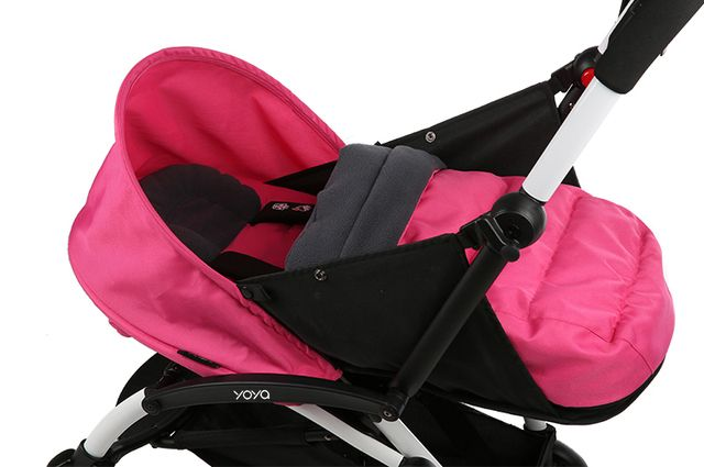 Baby sleeping basket newborn baby sleeping bag baby bassinet for super light aiqi baby stroller