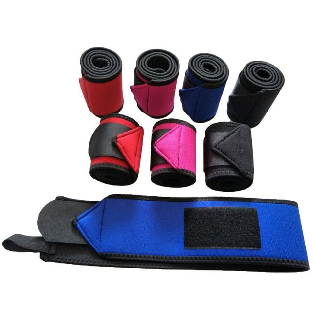 Weight Lifting Wrist Wraps for Wrist Support Crossfit Lifting Straps Gym Bodybuilding Training Workout for MEN and WOMEN