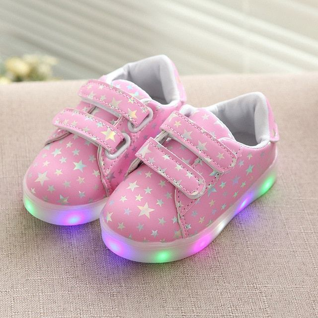 Size 21-36// Luminous Sneakers Tenis Led Simulation Led Slippers Infant Light Up Shoes  Led Shoes for Baby Boy Calzado Infantil