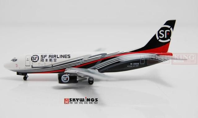 Aeroclassics B737-300 B-2598 1:400 SF Airlines commercial jetliners plane model hobby