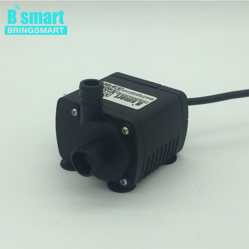 Free shipping JT-280AT 12v 24v DC Heat Fountain Water Pump Submersible Pumps,Mini Small Brushless pumps