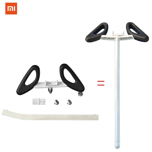 2016 New Control long Handle Aluminum Extended Grips Handbar for xiaomi mini Self Balance Scooter