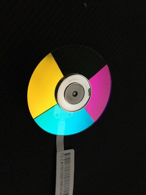 Wholesale Original DLP Projector color wheel  for  EX7296ST Color wheel