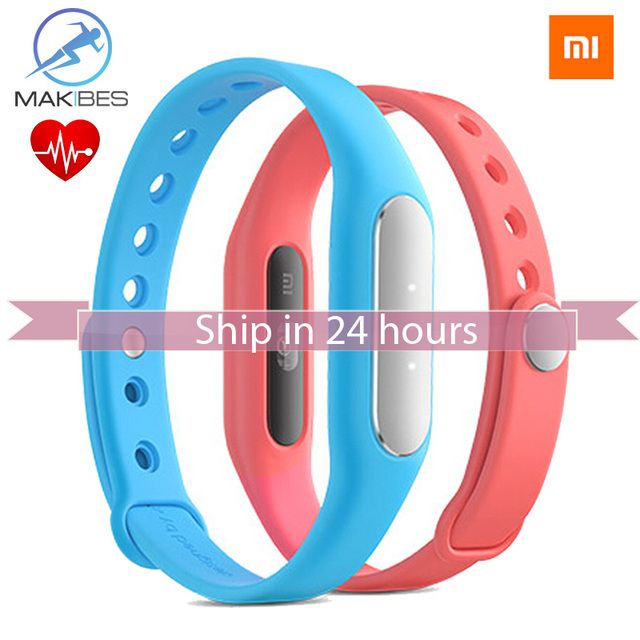 Xiaomi Mi Band 1S pulse miband fitness tracker heart rate smart band IP67 Smart Bluetooth 4.0 Wristband Bracelet