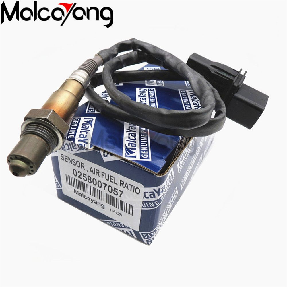 Oxygen Sensor AIR FUEL RATIO SENSOR for AUDI A4 TT VOLKSWAGEN BEETLE PASSAT JETTA GOLF EUROVAN 0258007057