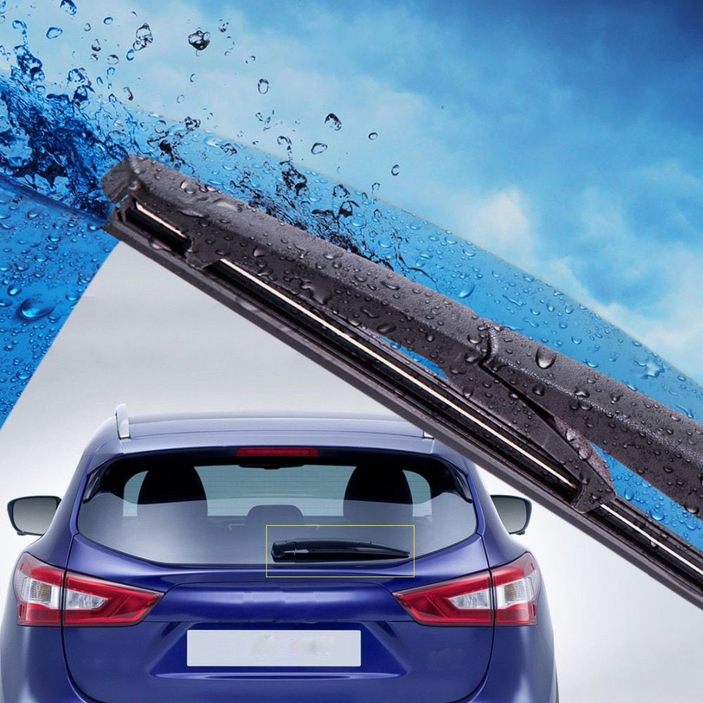 beler For Nissan Qashqai 2008 2009 2010 2011 2012 2013 Rear Window Windshield Wiper Arm + Blade High Quality Wholesale Price