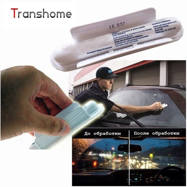 Aquapel Invisible Wipers For Car/Indoor Window/Glasses Brush Wimdow Glasses Cleaning Brushes Household Cleaning Tools