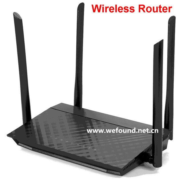 100% working for RT-AC1200 802.11AC 1200Mbps (300Mbps/ 2.4GHz + 867 Mbps/5G) Dual-Band Wireless WiFi Router
