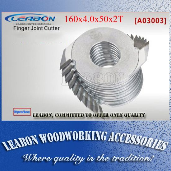 160*4.0*50 2T teeth  Finger Joint Cutter Woodworking Joint  for Woodworking Machine  ( Original Brand: TAIWAN TKG )