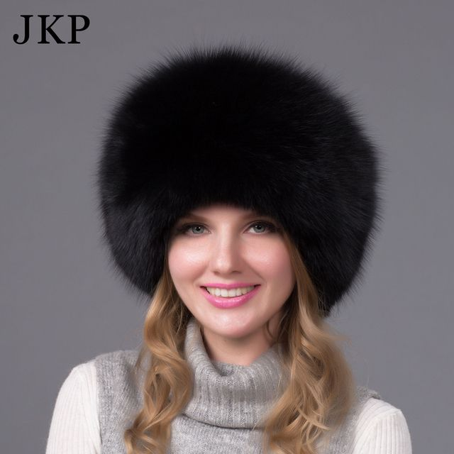 Winter unisex fox fur hat Sheepskin hat fox/ raccoon Fur Hat muticolors ladies winter headgear Russian outdoor beanies cap
