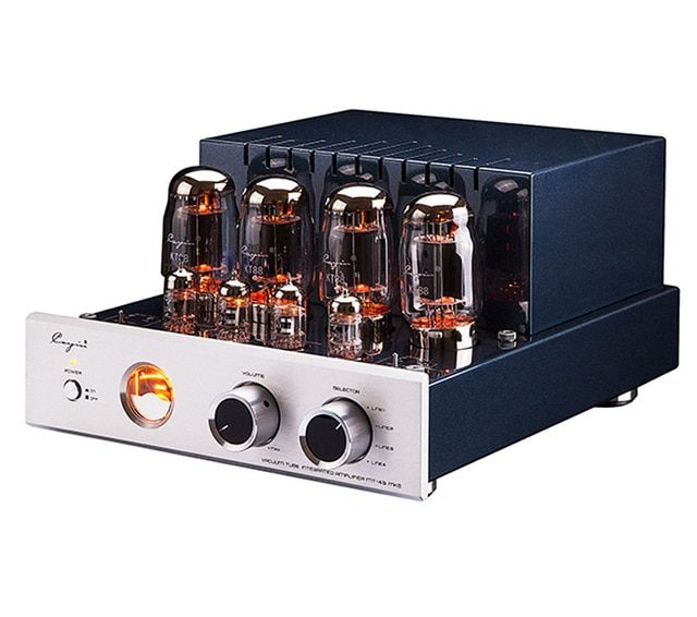 Cayin MT-45MK2 Vacuum Tube Amplifier KT88x4 class AB1 power amplifier TR/UL switch BIAS ADJ. 35W*2