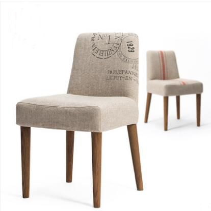 YINGYI New Design Modern Wood Dining Chair Without Arms Good Quality