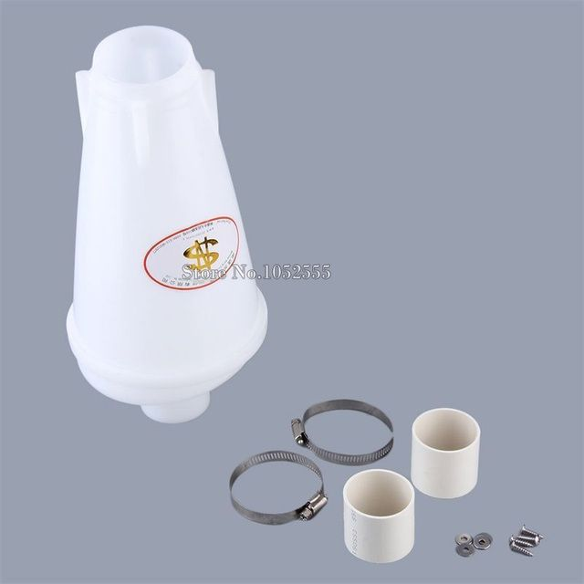 2PCS Hot selling Portable Industrial and Household Bagless Cyclone Dust Collector High Efficiency Dust Catcher