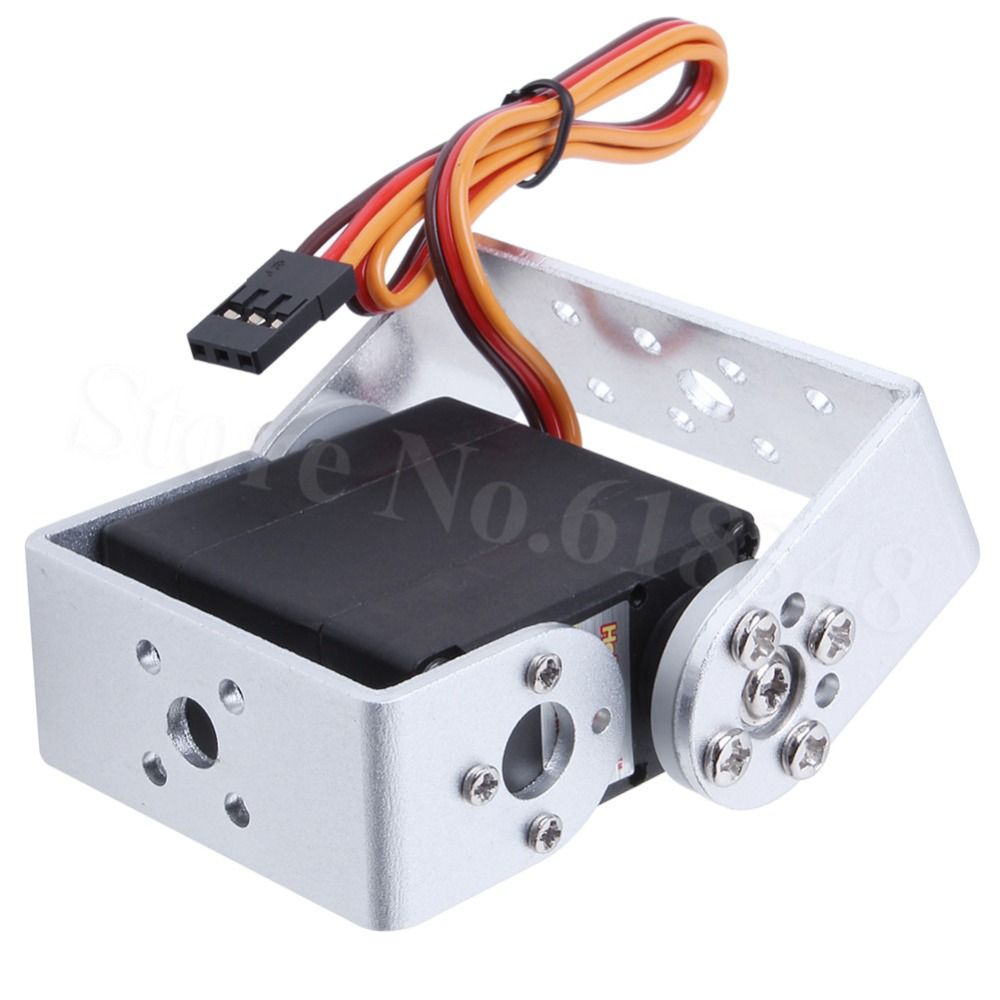 Original HDR315M 15kg Digital High Torque RC Robot Servo Motor 180 Degree Metal Gear 2BB With U Mouting Case