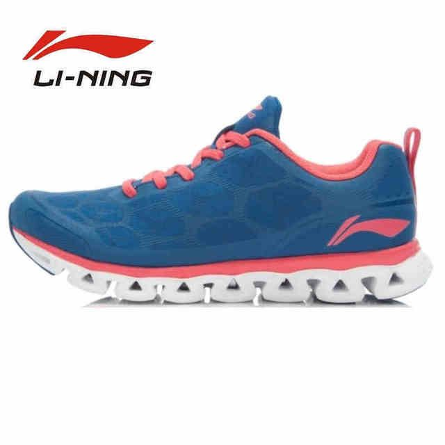 Li-Ning new women's running shoes LI Ning Arch Sneakers portabl for womens Breathable mesh sports shoes free shipping ARHJ052