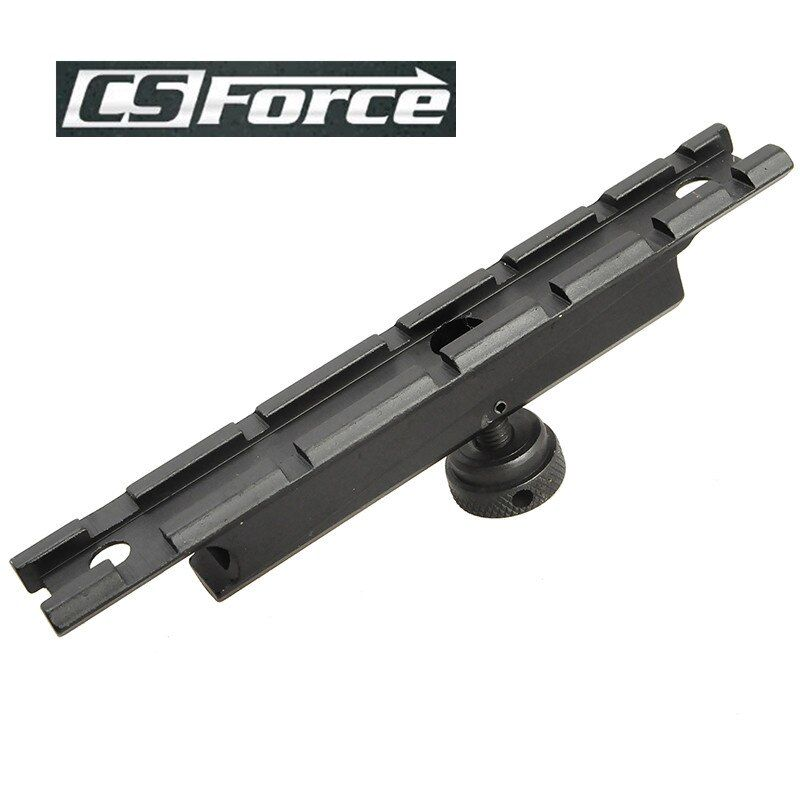 CS Force AR15 M4 M16 20mm Scope Mount Weaver Rail for Carry Handles Military Hunting Paintball Metal Rifle Handle Rail