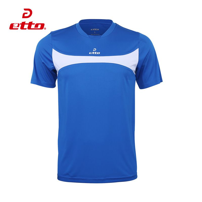 Etto 2016/2017 New Professional Football Jerseys Training Soccer Kits Sports Wear Breathable Football Soccer Jersey Shirt HUC042