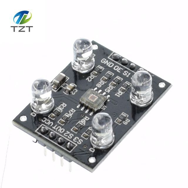 1pcs TCS230 TCS3200 Color sensor Color recognition module