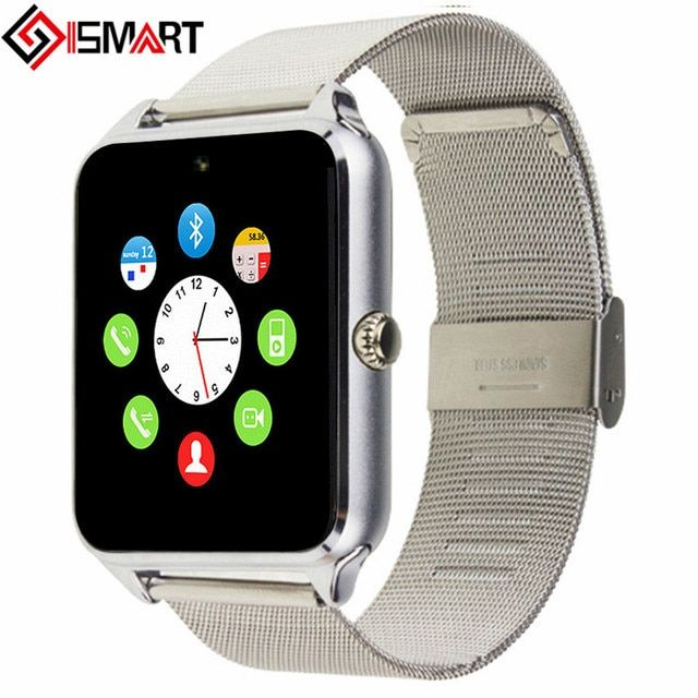 Smart Watch GT08 Plus Clock Sync Notifier Support Sim Card Bluetooth Android Phone Smartwatch Alloy PK DZ09 U8 a1