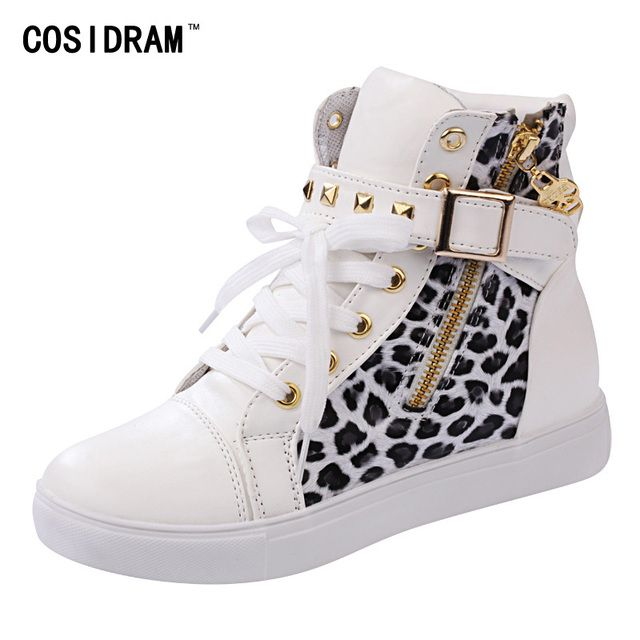 2015 High Top Casual Shoes Women Female Ladies Shoes Zapatos Mujer Brand Canvas Leather Shoes BSN-209