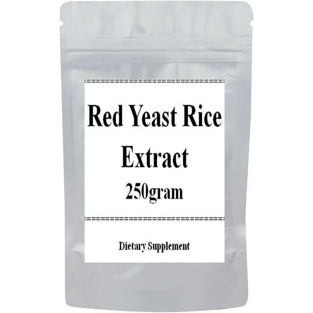 250gram Red Yeast Rice Extract Powder free shipping